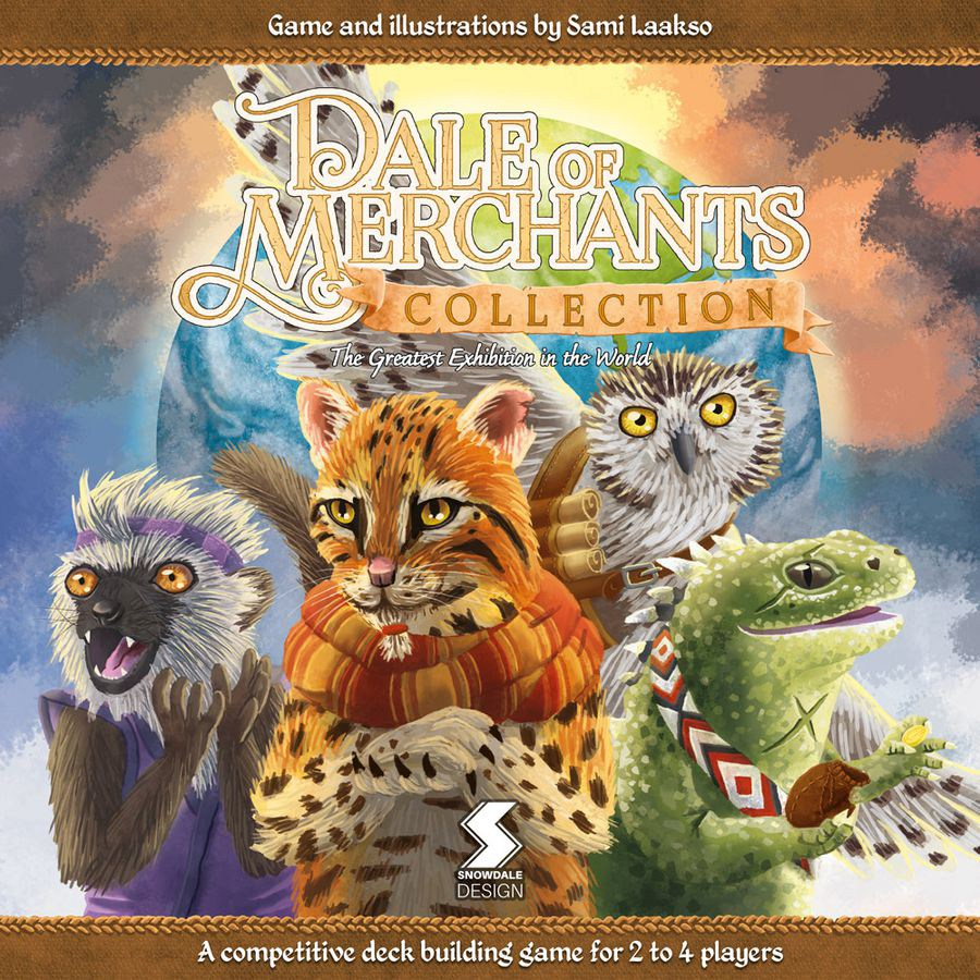 Dale of Merchants Collection box cover