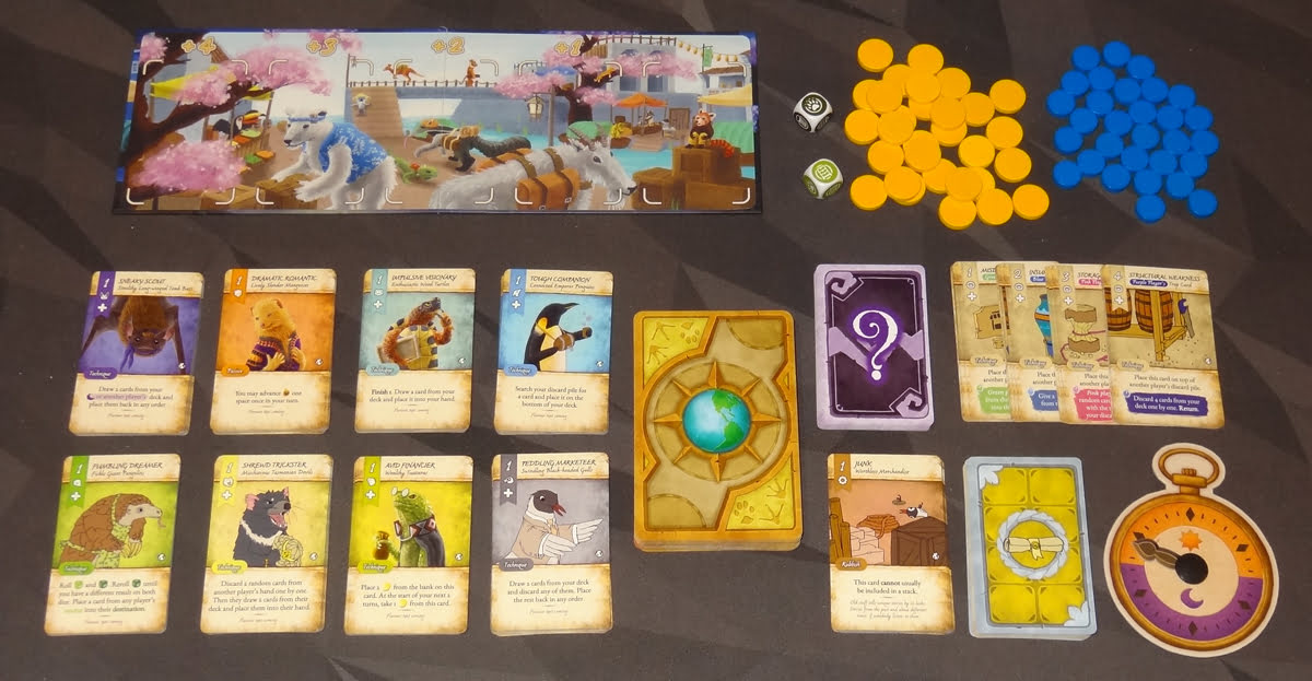 Dale of Merchants components