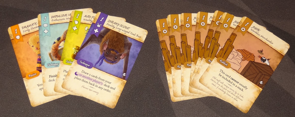 Dale of Merchants starting deck