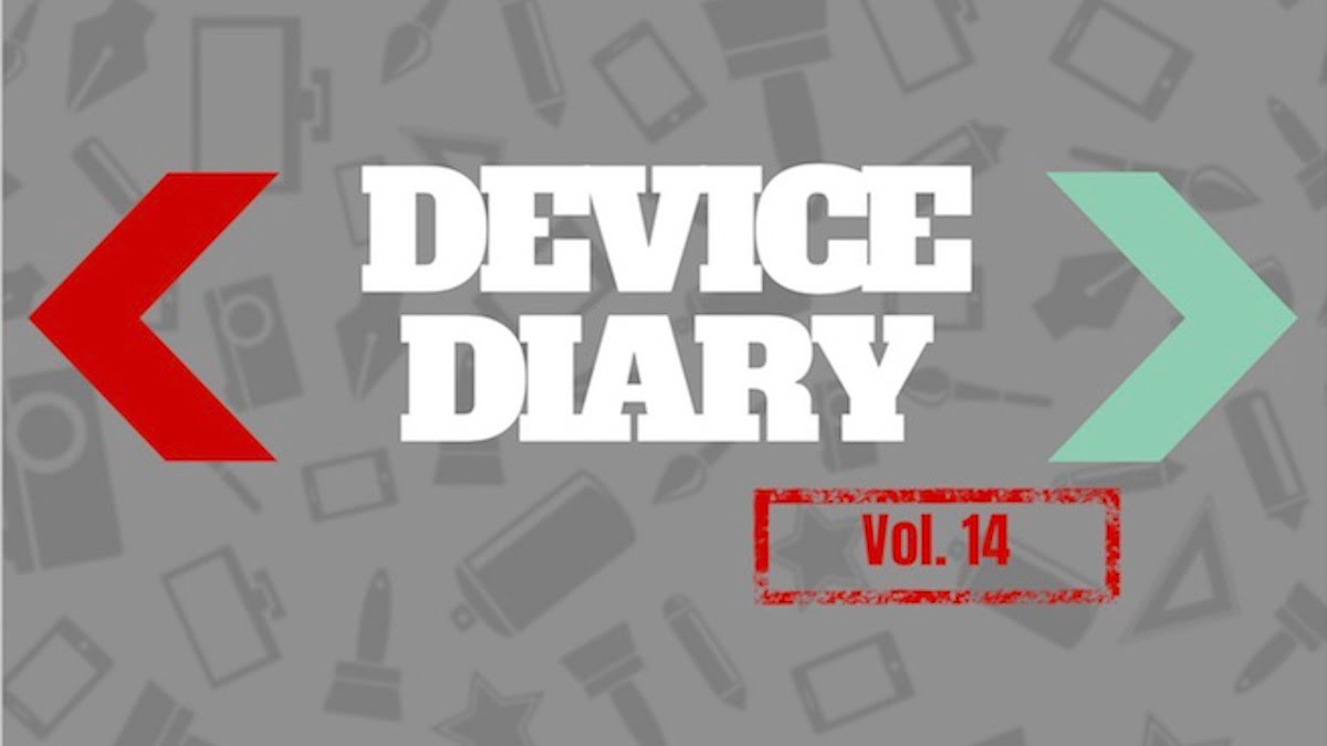 Device Diary Vol. 14