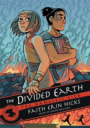 The Nameless City 3: The Divided Earth