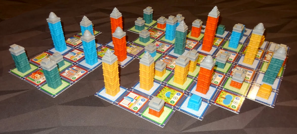 Expancity finished city