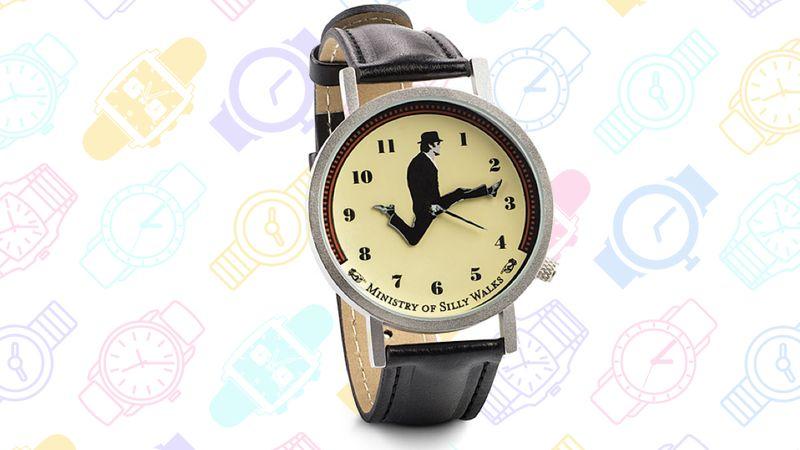 GeekDad: 13 Geeky Watches v4 Silly Walks