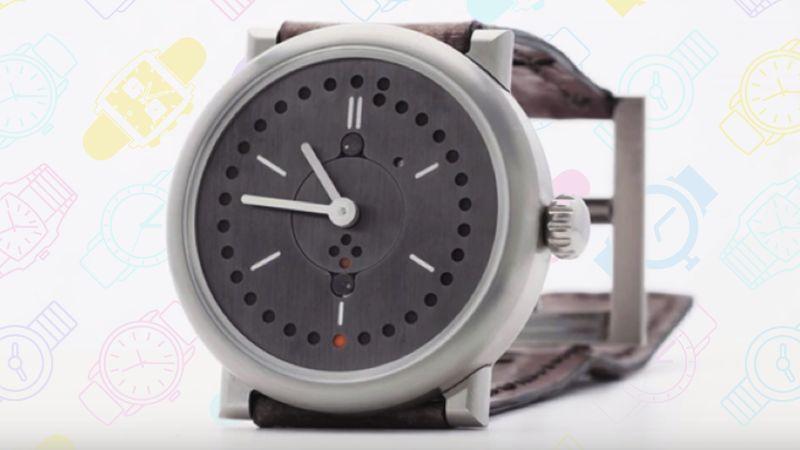 GeekDad: 13 Geeky Watches v4 Perpetual Calendar