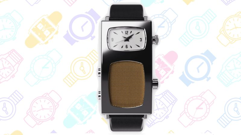 GeekDad: 13 Geeky Watches v4 Dick Tracy Watch