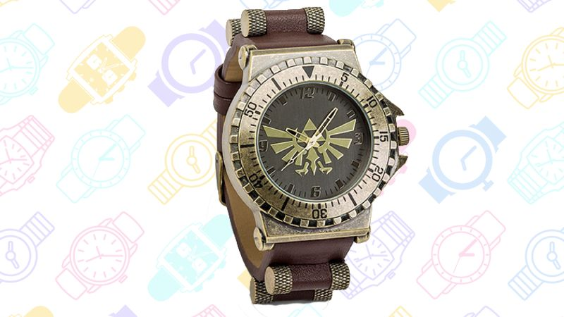 GeekDad: 13 Geeky Watches v4 Watch of Time