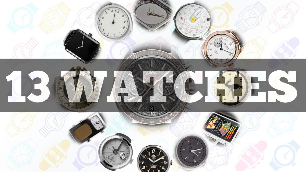 GeekDad: 13 Geeky Watches Fourth Edition