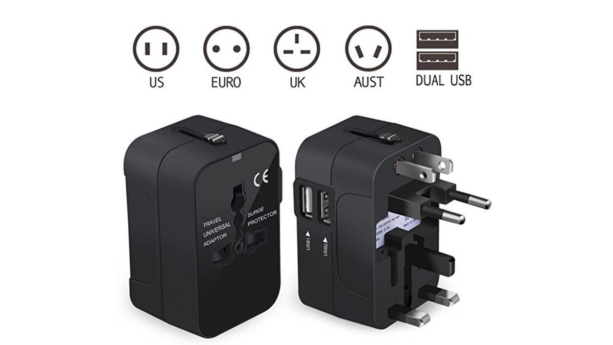Geek Daily Deals 090918 universal adapter
