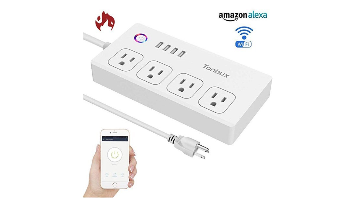 Geek Daily Deals 093018 smart power strip