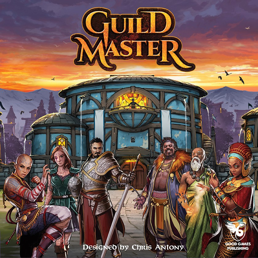 Guild Master cover
