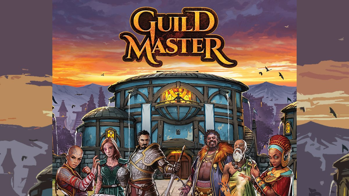 Guild Master cover image
