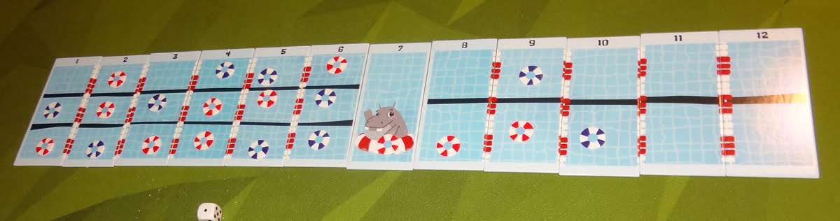 Hippo 2-player game