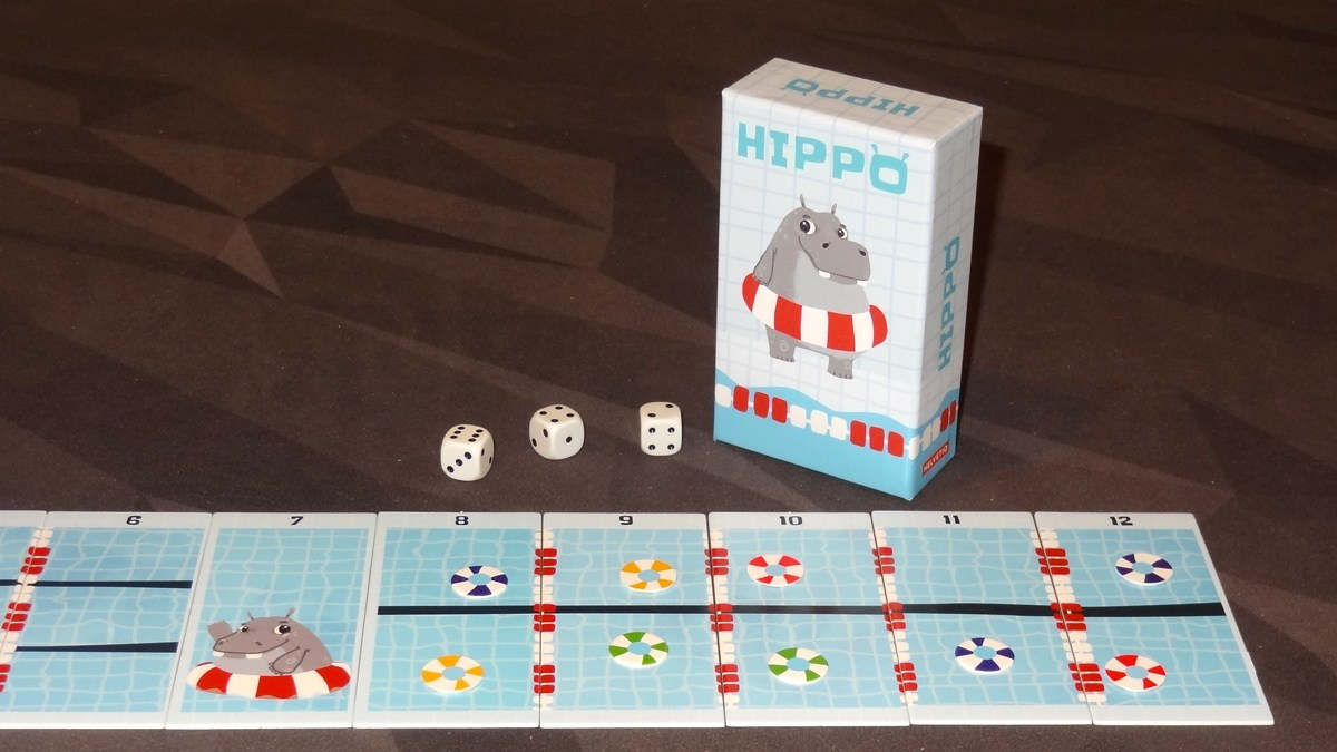 Hippo game