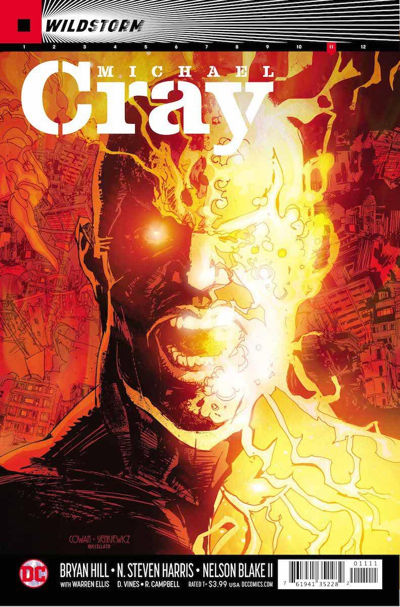 Michael Cray #11