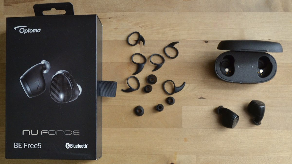 NuForce BE Free5 review