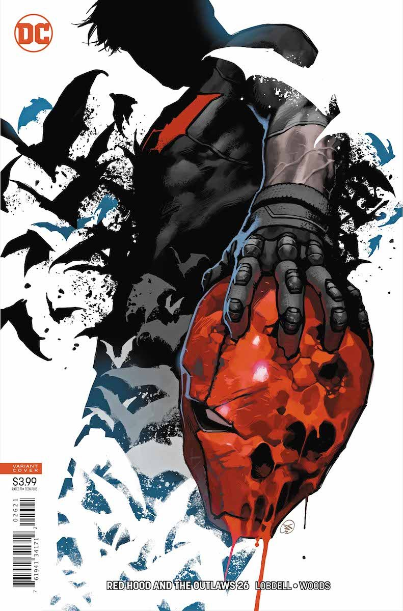 Red Hood Outlaw #26