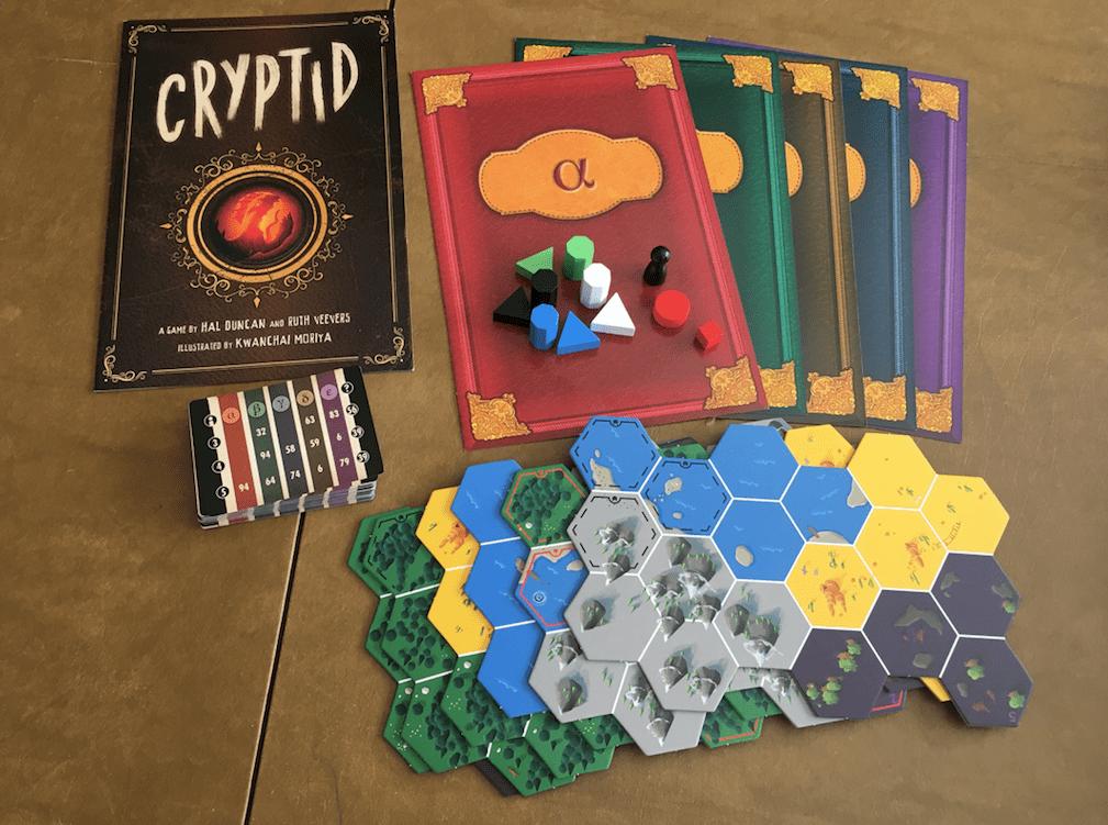 Cryptid 1