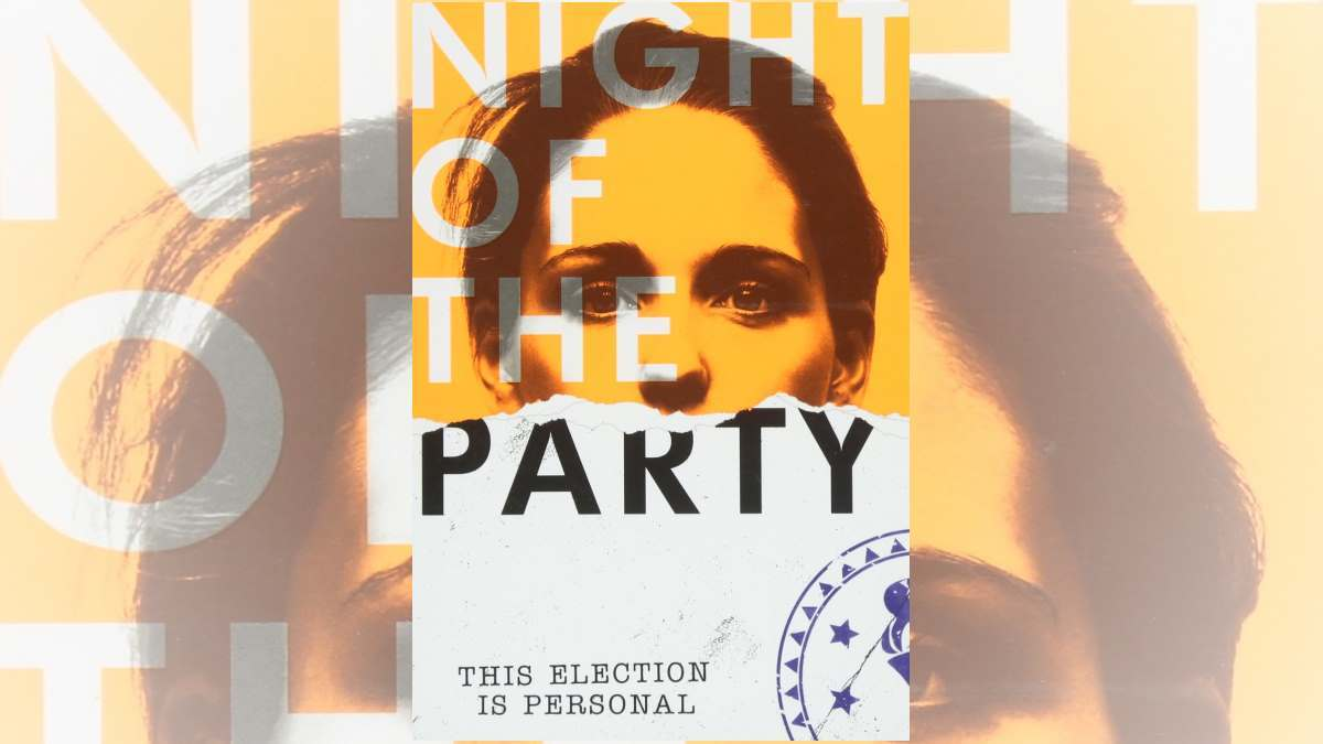 Night Party Tracey Mathias
