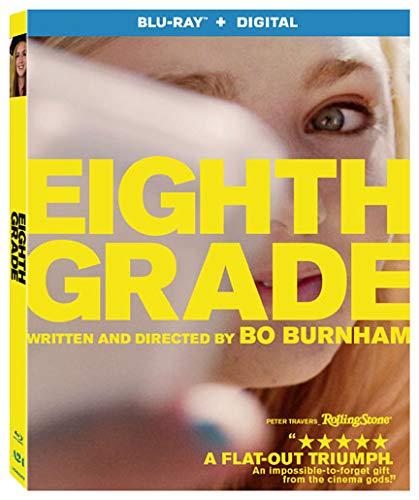 Eighth Grade Blu-ray