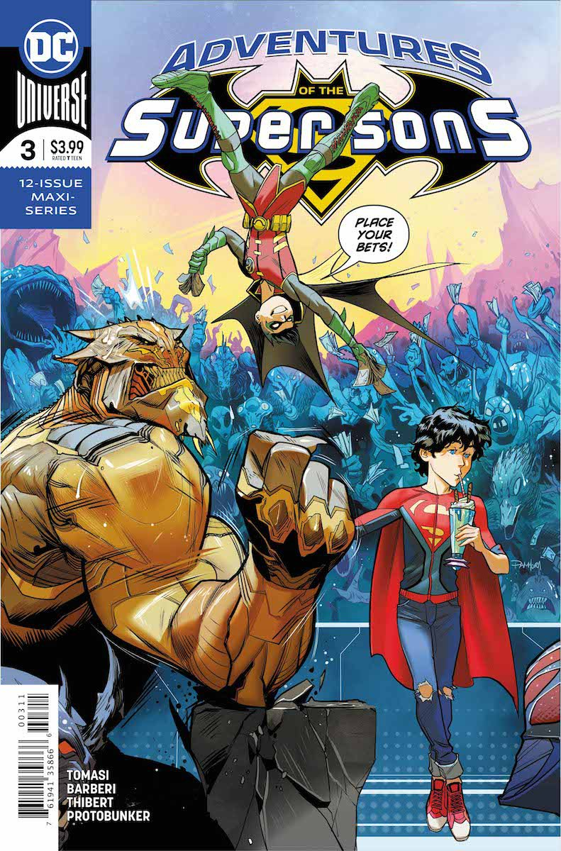 Adventures of the Super-Sons #3