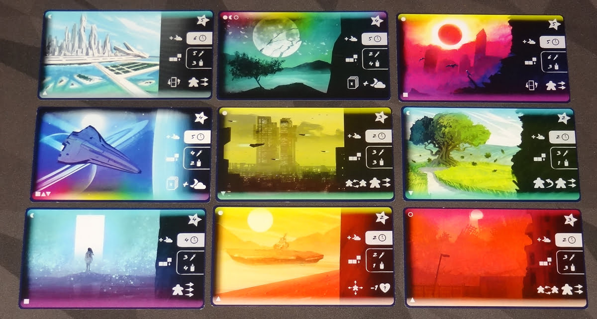 Dreams of Tomorrow dream cards