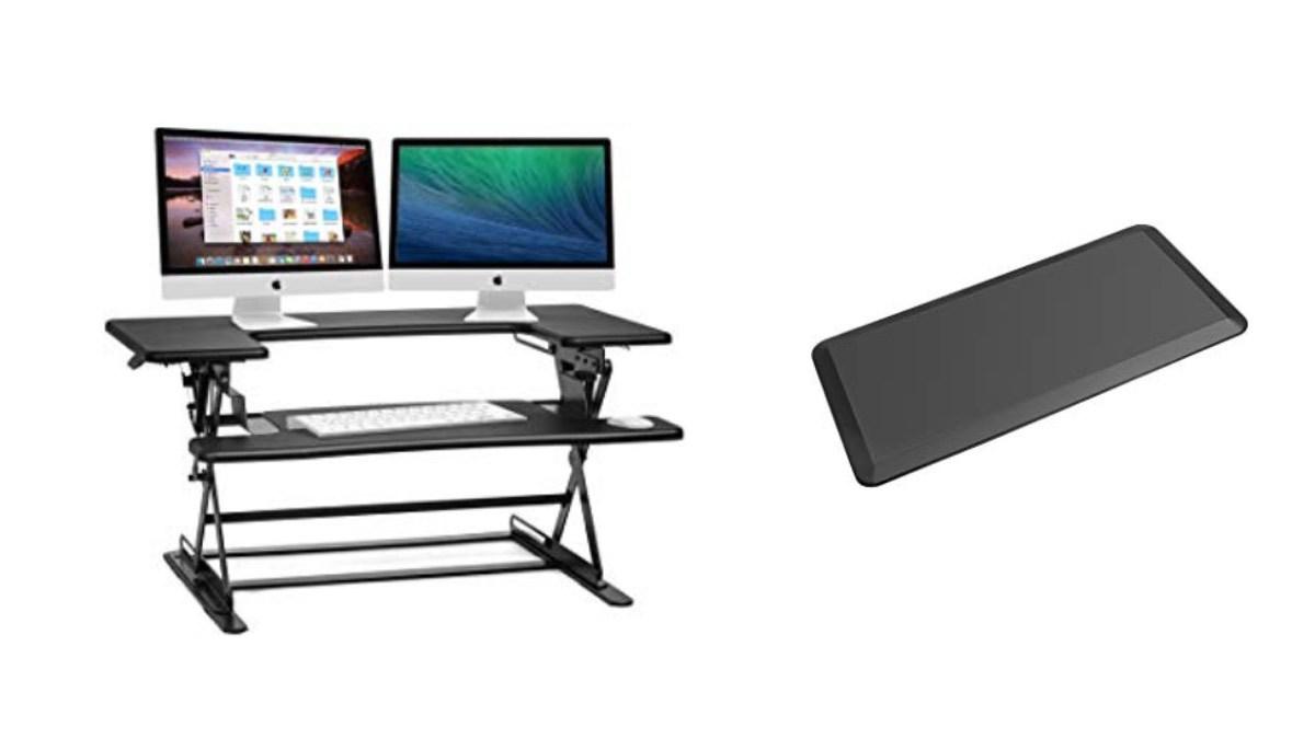 Geek Daily Deals 100418 standing desk