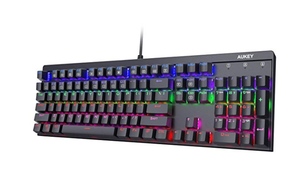 Geek Daily Deals 101018 mechanical keyboard