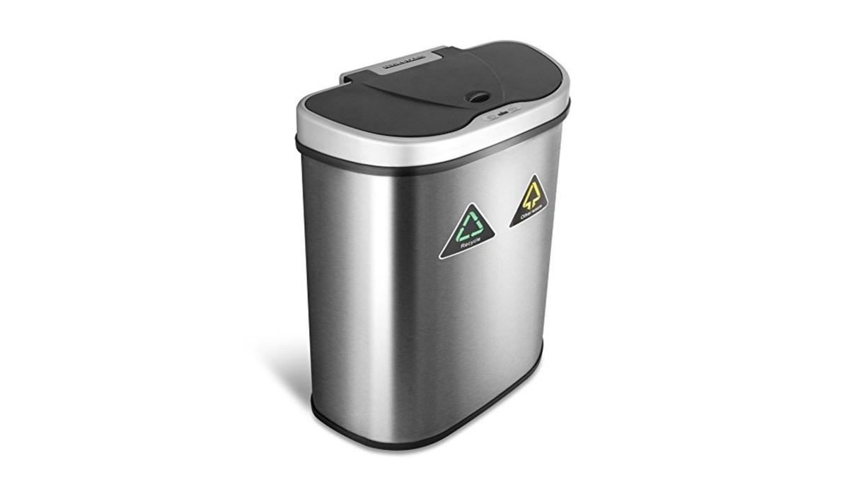 Geek Daily Deals 101918 hands free trashcan