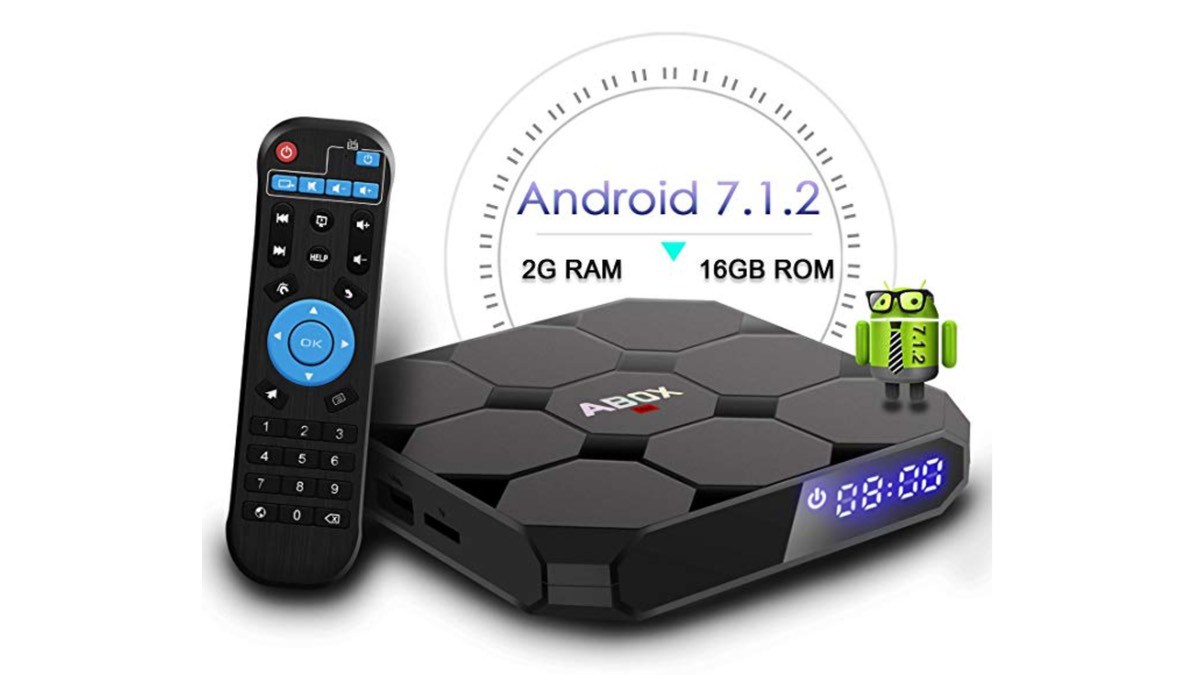 Geek Daily Deals 102818 android tv streaming box