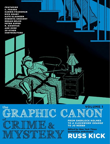 Graphic Canon of Crime and Mystery