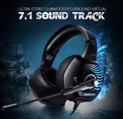Onikuma II Gaming Headphones