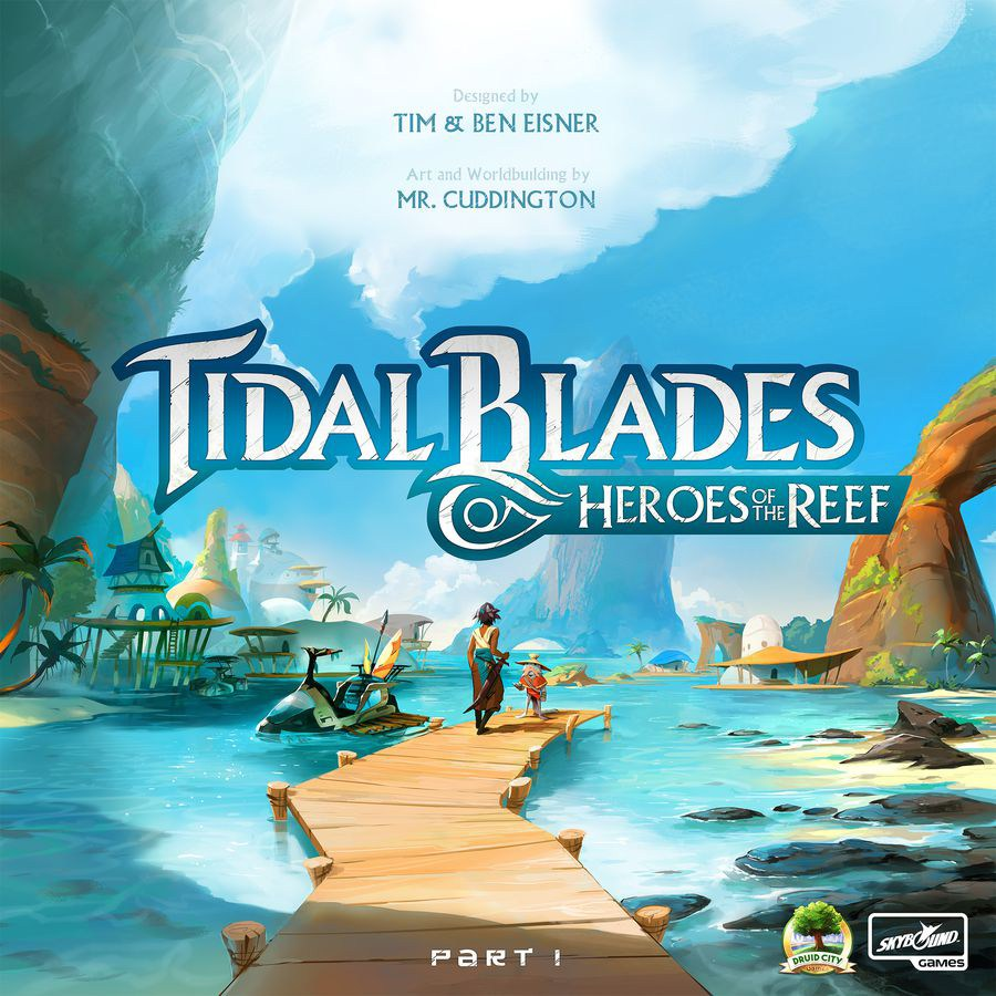Tidal Blades cover