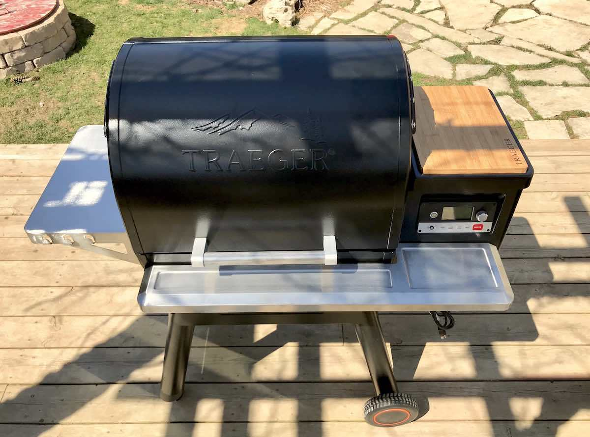 Traeger Timberline 850 review