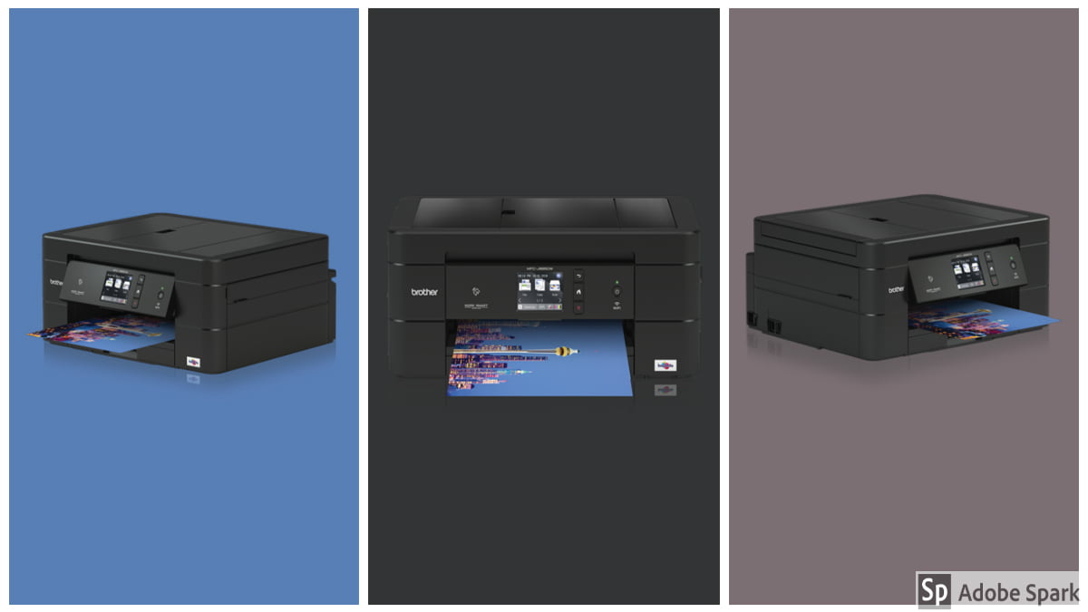 Brother MFCJ895DW All-in-One Printer
