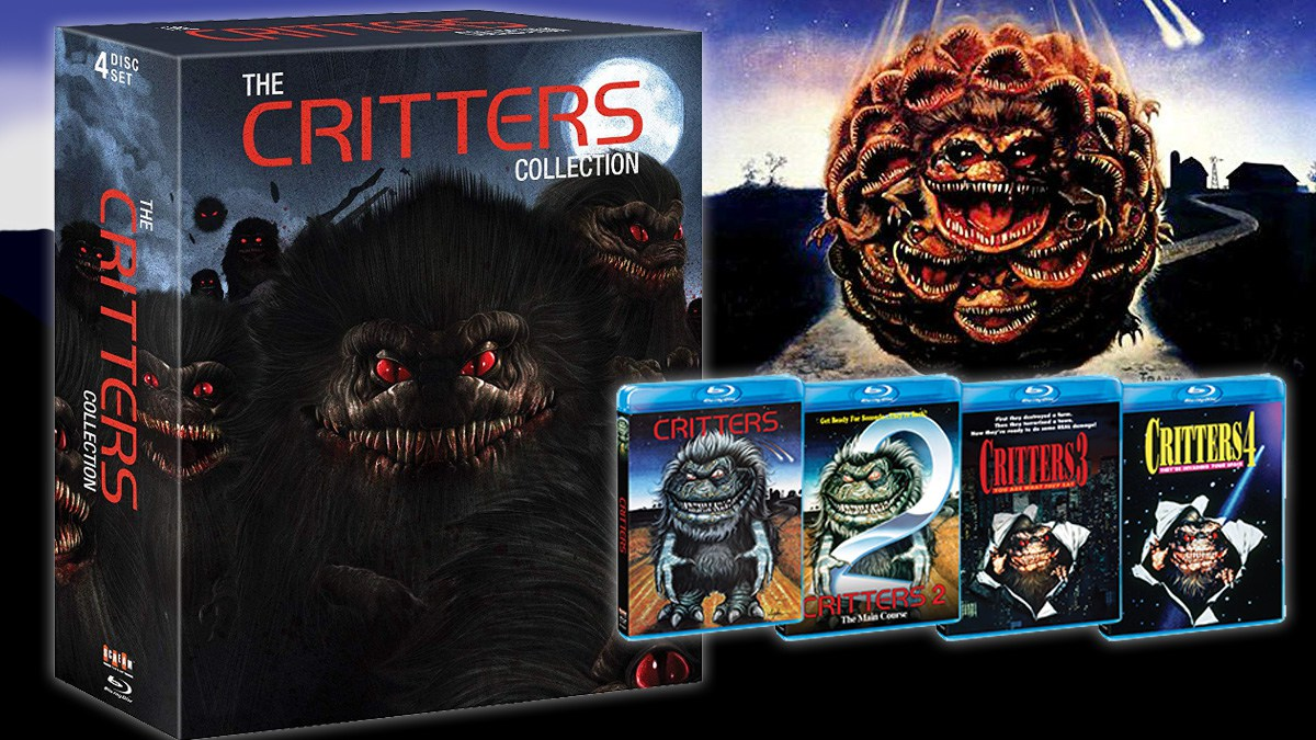 Critters Collection Blu-ray
