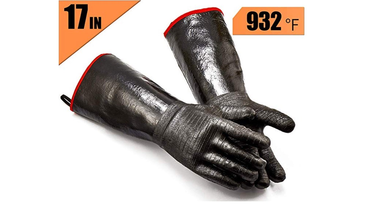 Geek Daily Deals 111018 heat resistant gloves