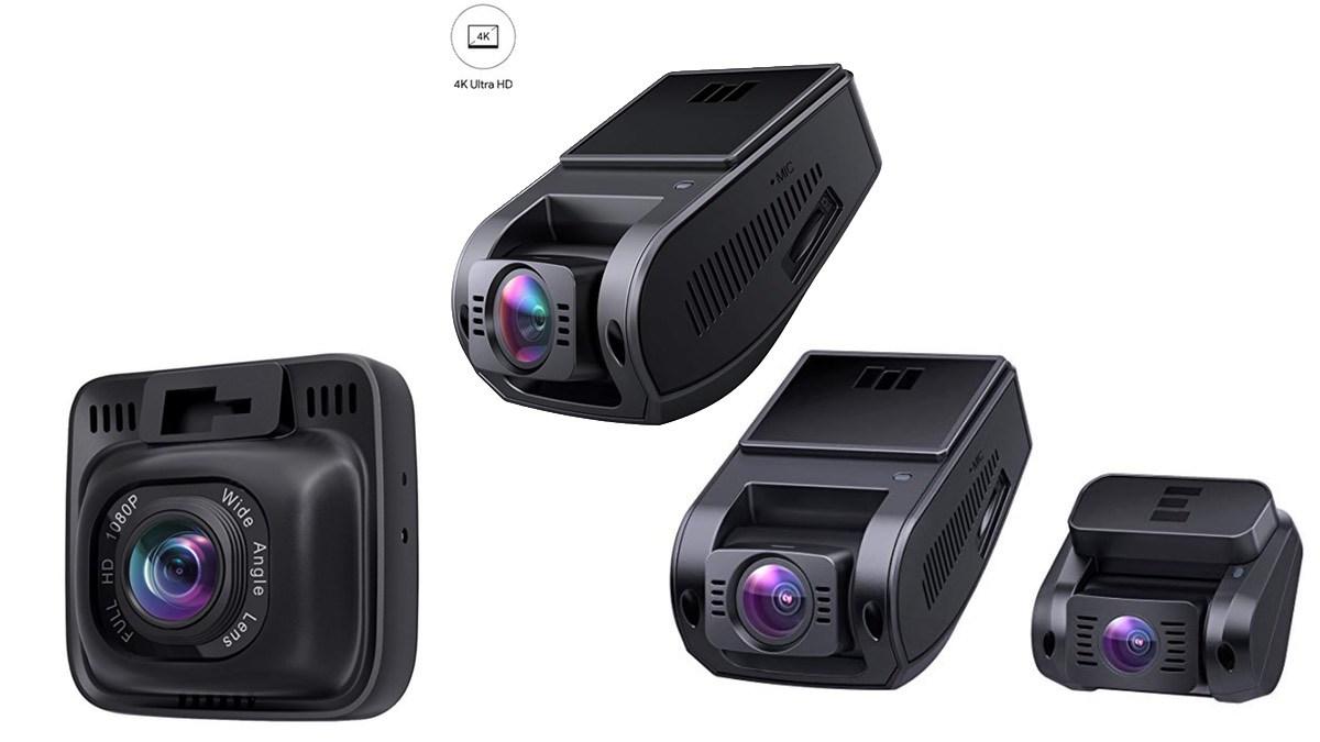 Geek Daily Deals 111418 dashcams