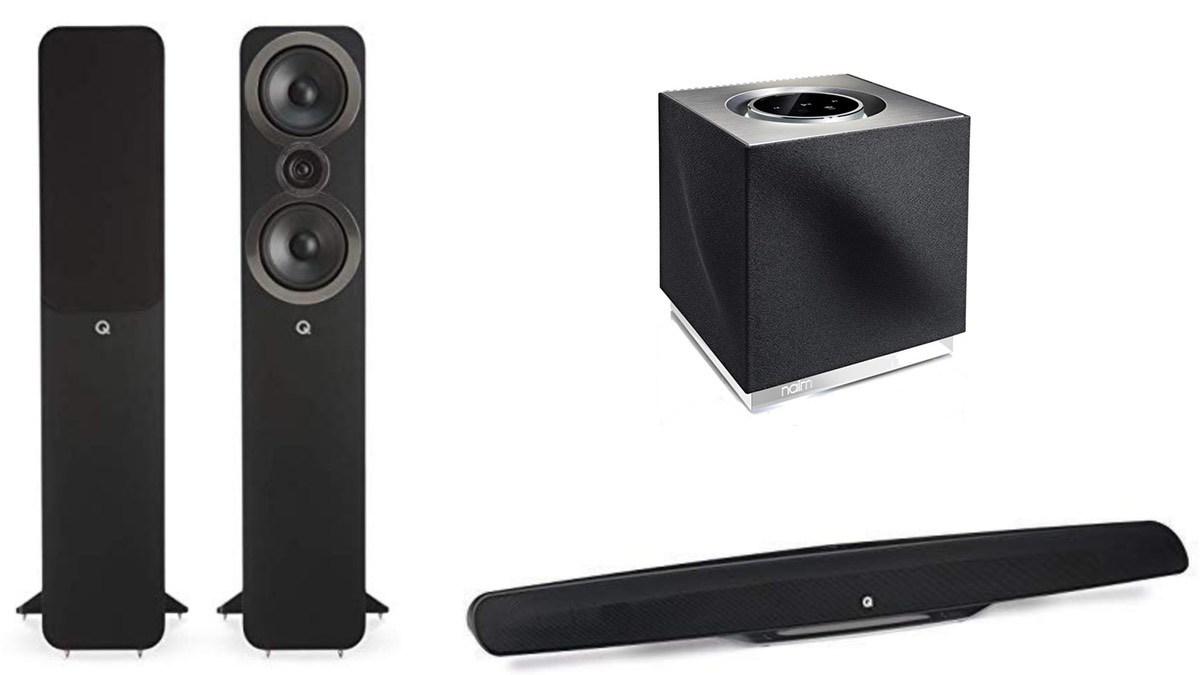 Geek Daily Deals 112318 black friday audio deals