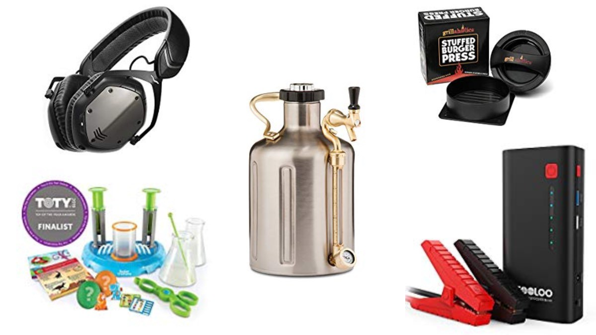 Geek Daily Deals 122418 holiday shopping