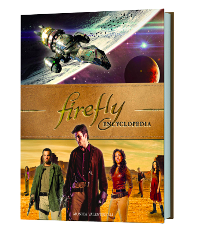 Firefly Encyclopedia cover