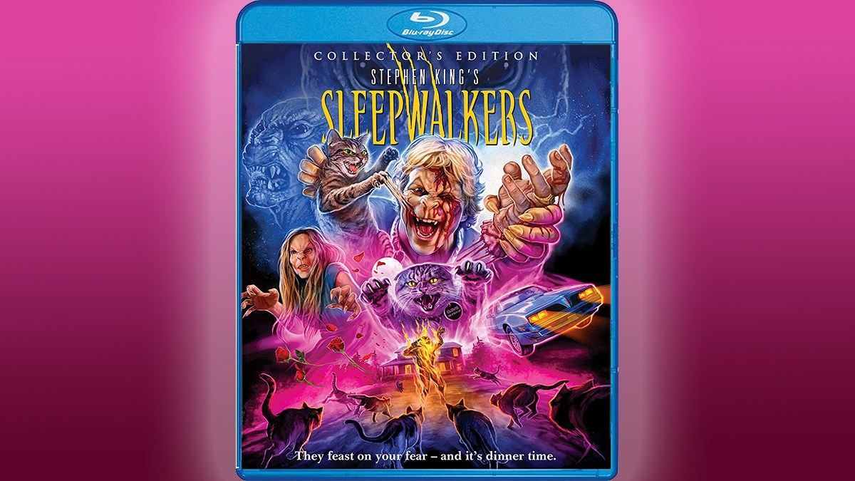 Stephen King's Sleepwalkers Blu-ray