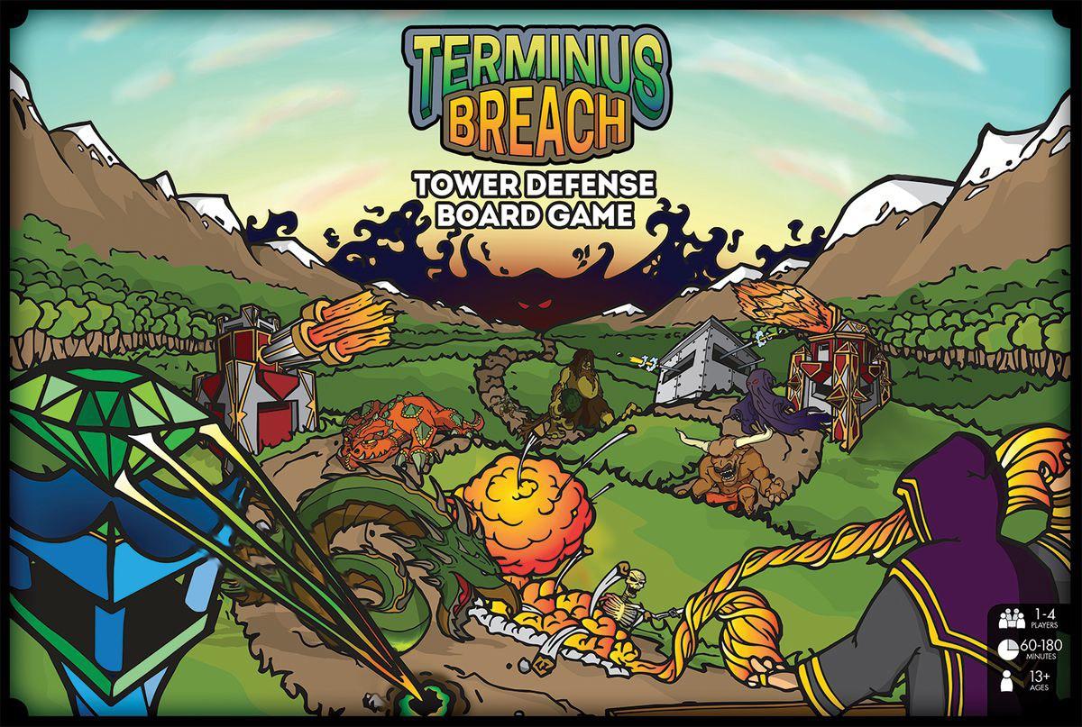 Terminus Breach TD cover