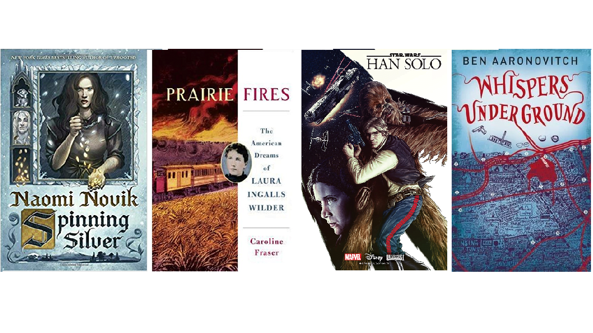 2018 Favorite Books - Melissa Hayes