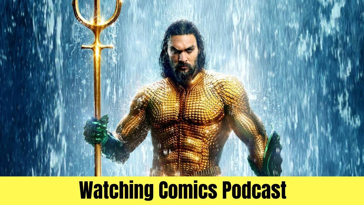 Aquaman the movie