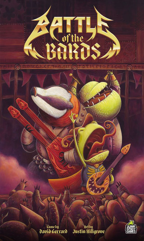 Battle of the Bards cover