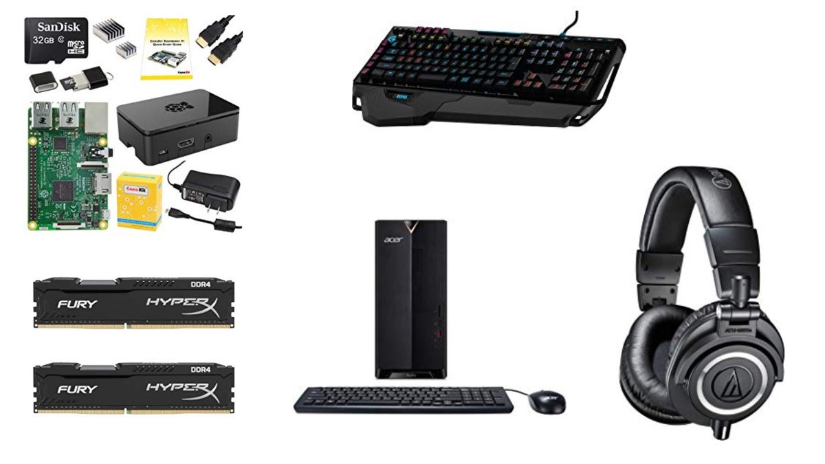 Geek Daily Deals 120518 PC deals