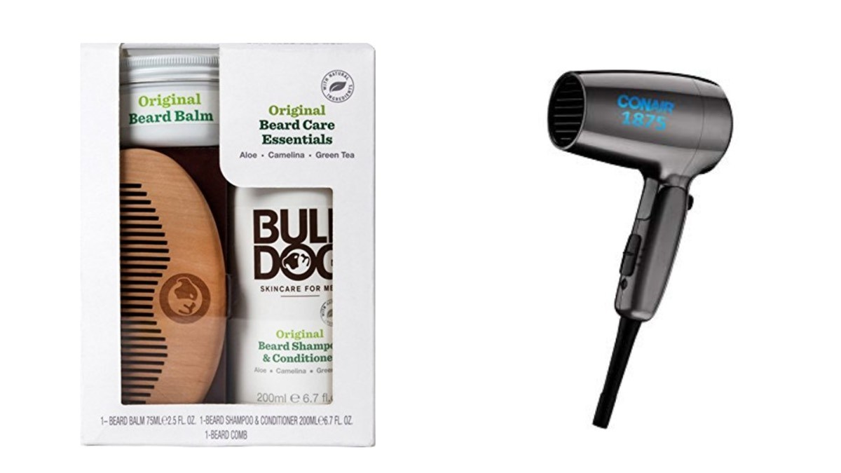 Geek Daily Deals 120918 personal care products