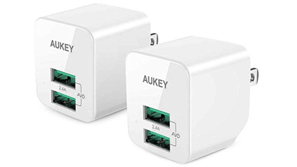 Geek Daily Deals 122418 wall chargers