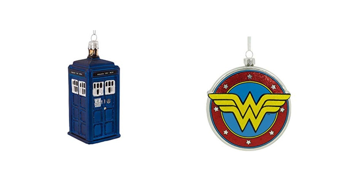 Geek Daily Deals 122618 holiday decorations