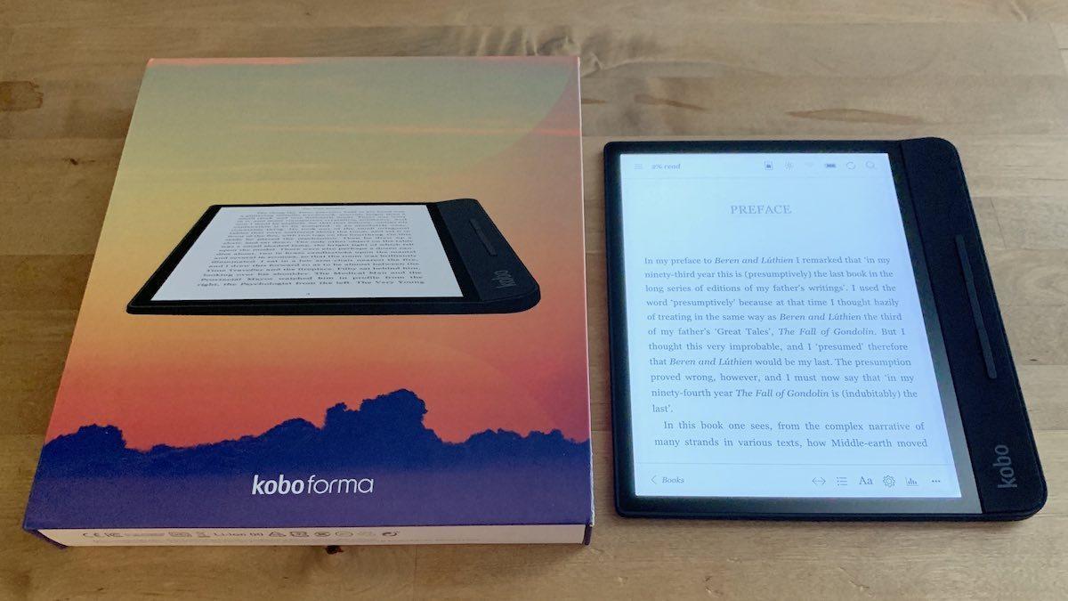 Kobo Forma review